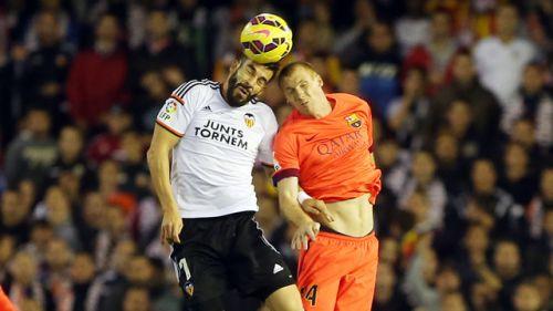 Mecz z Valencią w sobotę o 16:00