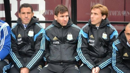 Messi i Mascherano cały mecz na ławce