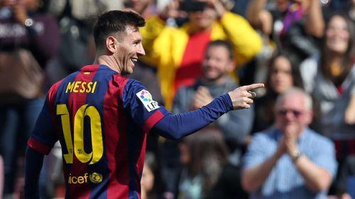 Messi liderem klasyfikacji Złotego Buta