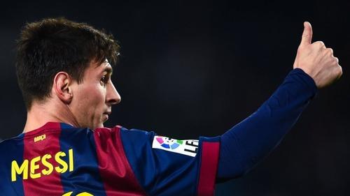 Messi drugim piłkarzem z największą ilością sprzedanych koszulek