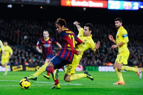 Villarreal CF – FC Barcelona; Składy