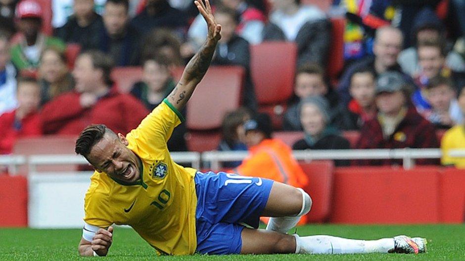 Neymar: To nie był futbol