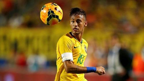Neymar powołany do reprezentacji Brazylii