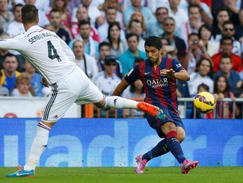 Suárez: Nigdy nie myślałem, że zagram w El Clásico