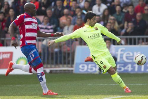 Suárez w dobrej formie