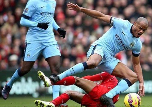 City przegrywa na Anfield