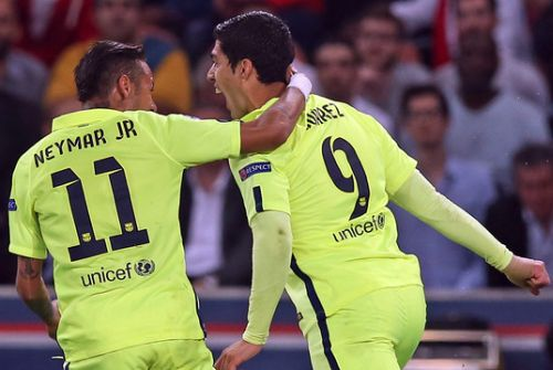 Dobra robota: Paris Saint-Germain – FC Barcelona (1:3)