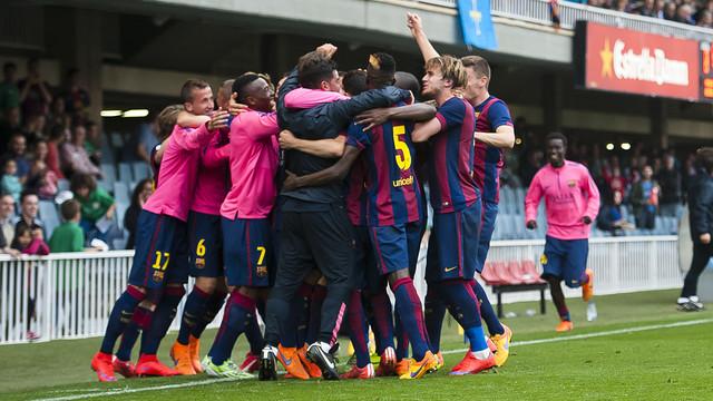 Barça B – Ponferradina: Lepsi niż kiedykolwiek (2:1)