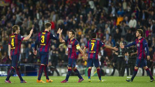 Krok bliżej Berlina: FC Barcelona – París Saint Germain (2:0)