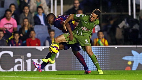 Real Sporting-Barça B: Podbić El Molinón