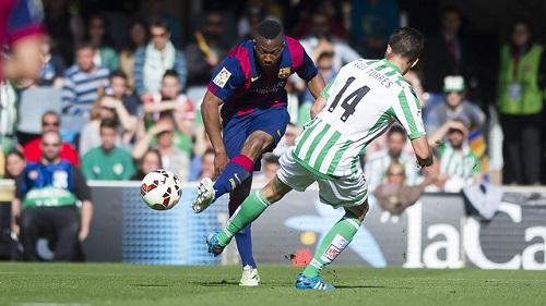 Barça B – Real Betis: Imponująca skuteczność rywala (1:2)