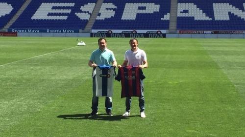 Spotkanie trenerów Barçy i Espanyolu