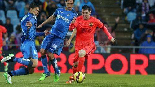 Zapowiedź meczu: FC Barcelona – Getafe CF; Utrzymać Real z dala od siebie