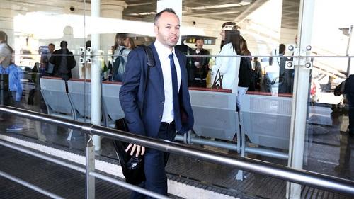 FC Barcelona w drodze do Paryża