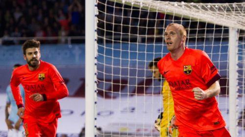Mathieu: Piqué na początku był niechętny do współpracy