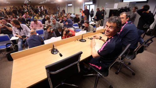 Luis Enrique: Nasz zespół musi ciągle się poprawiać