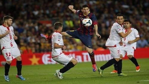 Zapowiedź meczu: Sevilla FC – FC Barcelona; Po kolejne trzy punkty