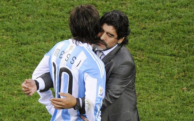 Messi i Maradona w najlepszej jedenastce w historii reprezentacji Argentyny