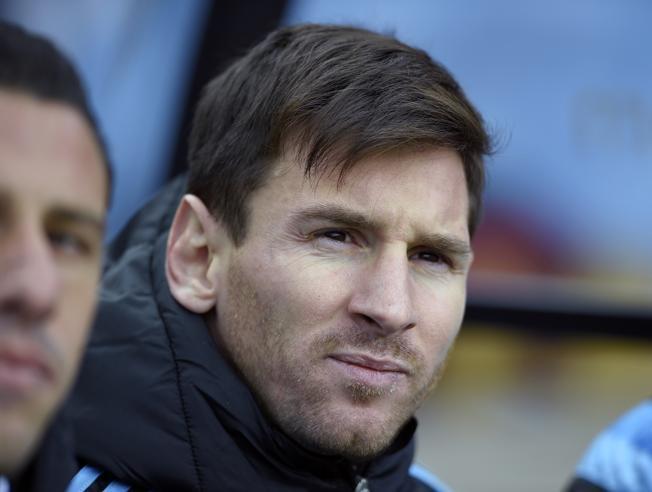 Messi zagra z Celtą!