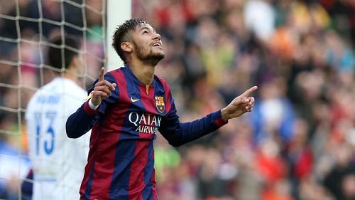 Neymar strzelił dwa razy więcej goli niż w zeszłym sezonie