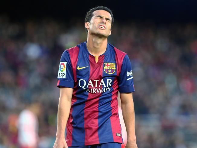 Arsenal wciąż zainteresowany Pedro