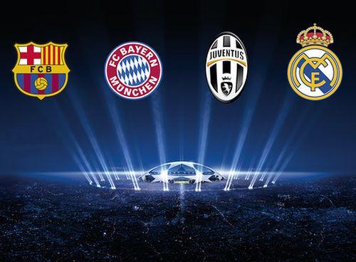 Znamy wszystkich półfinalistów Ligi Mistrzów