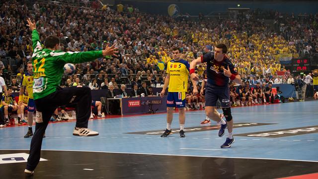 Vive rywalem Barçy w Final Four Ligi Mistrzów