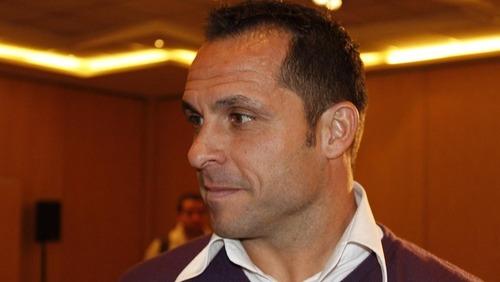 Sergi Barjuán nowym trenerem Almeríi