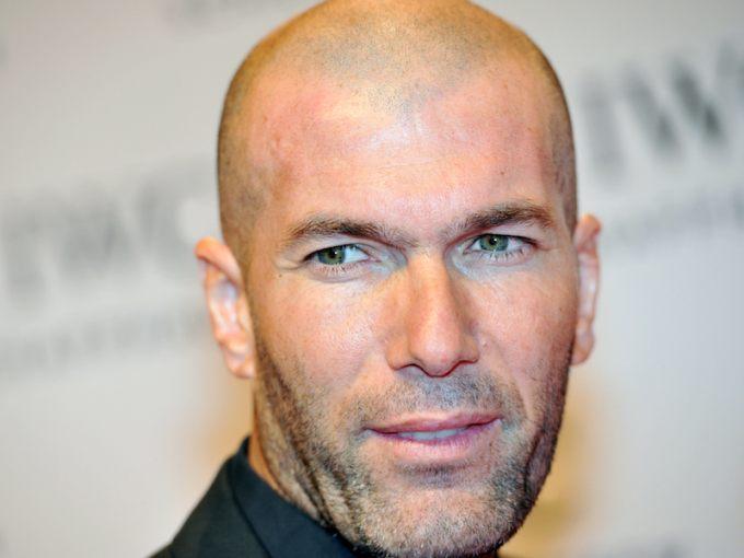 Zidane: PSG może zdobyć trzy bramki na Camp Nou