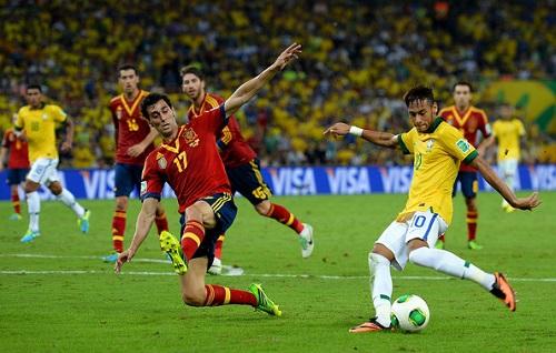 Arbeloa: Kiedy grałem przeciwko Neymarowi, nie robił żadnego teatru