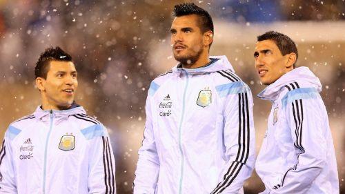 Messi nie wystąpił przeciwko Ekwadorowi
