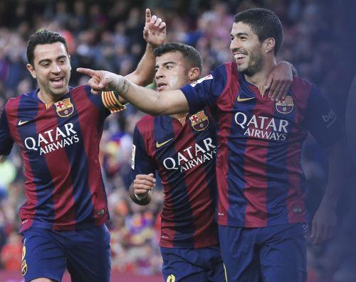 Mecz na szóstkę: FC Barcelona – Getafe CF 6:0