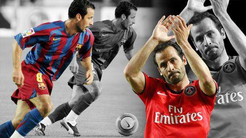 Giuly: Barça jest w świetnej formie