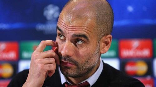 Pep Guardiola, Bayern