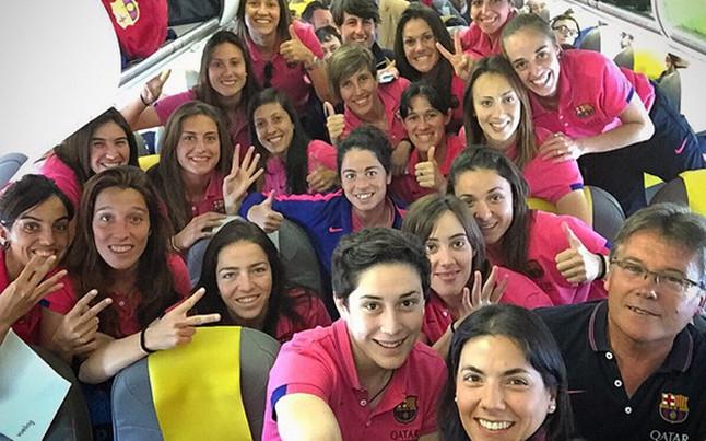Piłkarki z mistrzostwem Hiszpanii!