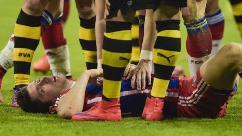 Bayern bez Robbena i być może Lewandowskiego