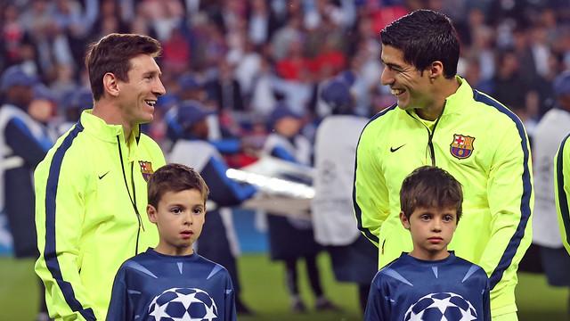 FC Barcelona – PSG (składy)