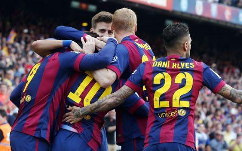 Początek i koniec dają zwycięstwo: FC Barcelona – Valencia CF 2:0