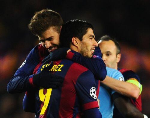 Piqué: Pomiędzy Messim, Neymarem i Suárezem nie ma zazdrości