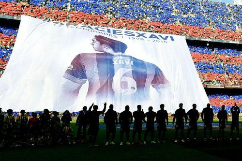 Pożegnanie Xaviego: FC Barcelona – Deportivo La Coruña 2:2