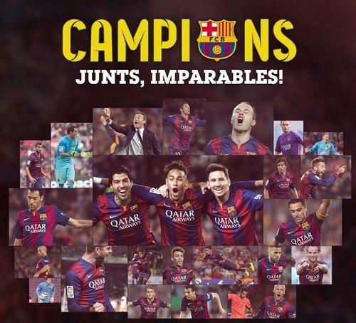 MESStrzostwo: Atlético Madryt – FC Barcelona (0:1)