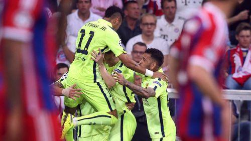 Kierunek Berlin: FC Bayern Monachium – FC Barcelona 3:2
