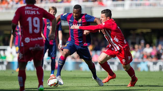 Barça B – Girona FC: Przegrana w emocjonującym meczu (2:4)
