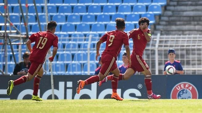 Remis na inaugurację Euro U17