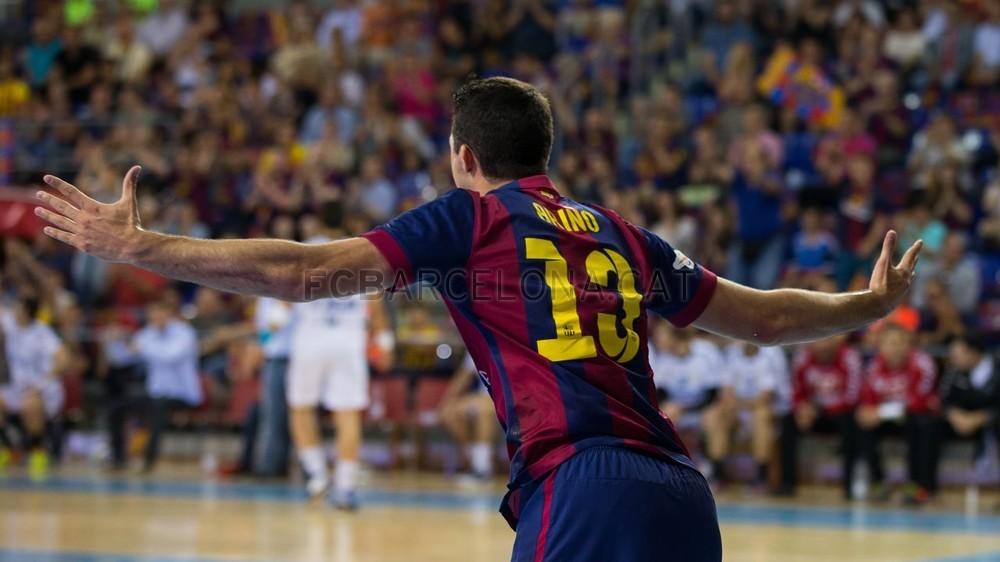 FC Barcelona – Ademar Lleó: Zwycięstwo na koniec sezonu ligowego (40-29)