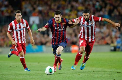 Atletico Madryt, FC Barcelona