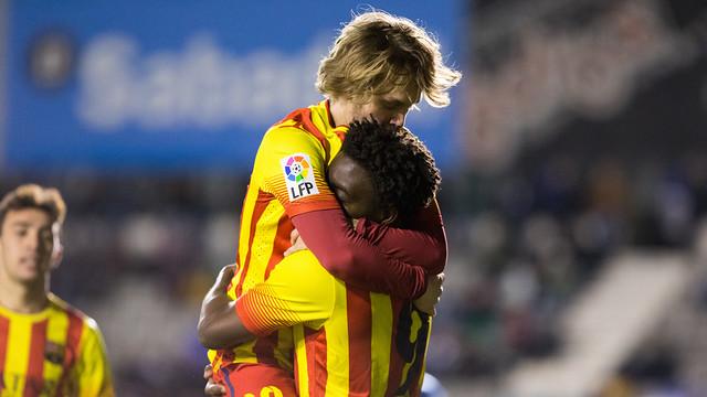 Mirandés – Barça B: Ocalenie wciąż możliwe (2:3)