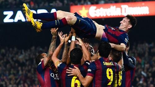 Pięć ważnych momentów La Liga