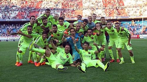 Busquets: Mistrzostwo Hiszpanii jest najważniejsze