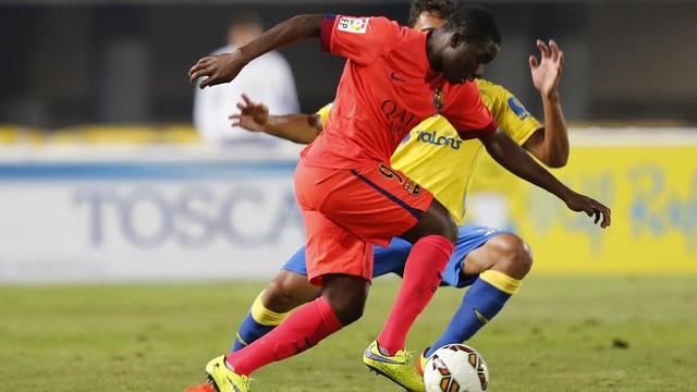 UD Las Palmas – Barça B: Walcząc do końca (4:3)
